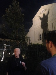 Ghost tour.