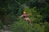Zipline down!